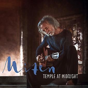 Miten - templet på midnat [CD] USA import
