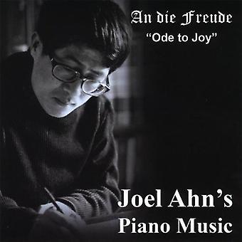 Joel Ahn - varianter av Ode til Joy fra Beethovens 9 Sym. [DVD] USA import