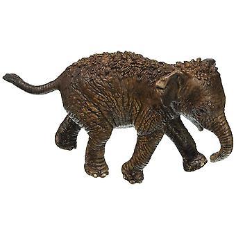 Schleich Asiatisk elefant kalv figur