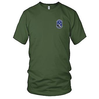 US Army - 10th Combat Aviation Battalion Embroidered Patch - Mens T Shirt