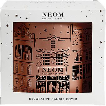 Neom Decorative Candle Cover
