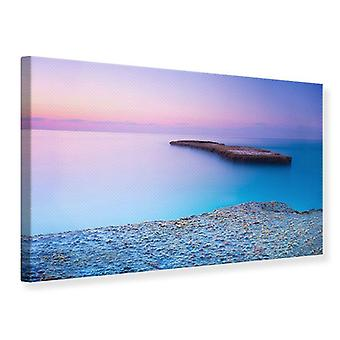 Canvas Print Infinite Ocean