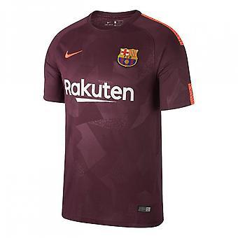 2017-2018 Barcelona tredje Nike tröja (Kids)