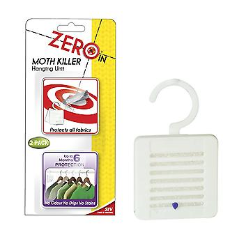STV International Zero In Moth Killer Hanging Unit