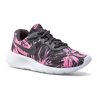 Nike Tanjun Print GS 833668002 universal summer kids shoes