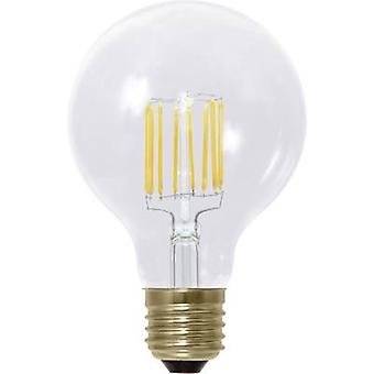 Segula LED E27 Globe 6 W = 45 W Warm white (Ø x L) 80 mm x 120 mm EEC: A+ Filament, dimmable 1 pc(s)
