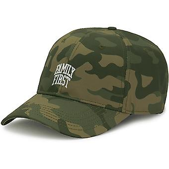 Cayler & sons Snapback Cap - Priority curved wood camo