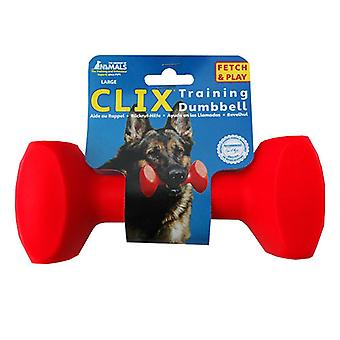 CLIX DUMBBELL  Dog toy