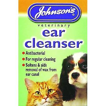 Johnsons Dog Ear Cleaner 18ml