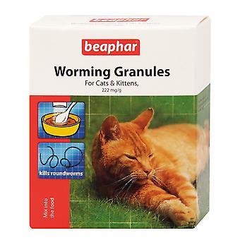 Beaphar desparasitación granulado para gatos y gatitos - Valentina Valentti Reino Unido