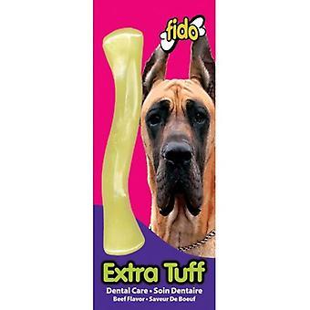 FIDO Extra Tuff hueso carne de res grande