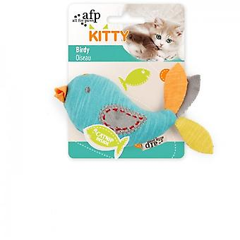 AFP Little Bird Kitty (Cats , Toys , Plush & Feather Toys)