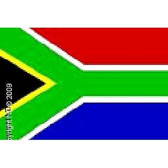 Afrique du Sud drapeau main 20 X 14cm