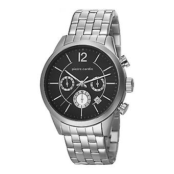Pierre Cardin mens watch watch Chrono TROCA PC106591F08