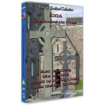 Iona - Dove Across the Water DVD
