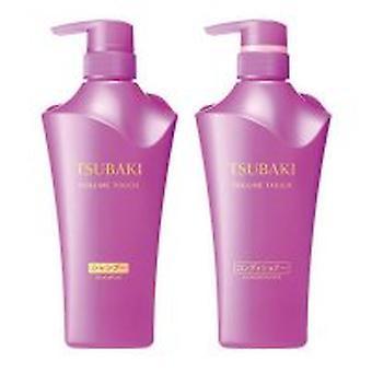 Shiseido Tsubaki Volume Touch Shampoo & Conditioner Set 2x500ml