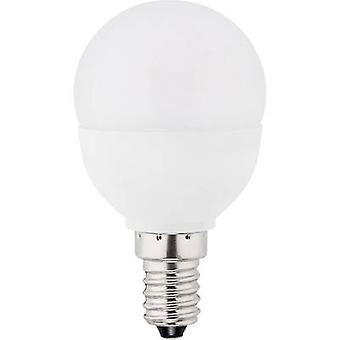 Müller Licht LED EEC A+ (A++ - E) E14 Droplet 5.5 W = 40 W Warm white (Ø x L) 45 mm x 80 mm 1 pc(s)