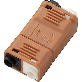 Low power connector flexible: - rigid: 0.824-3.307 mm² Number of pins: 2 547189 1 pc(s) Orange