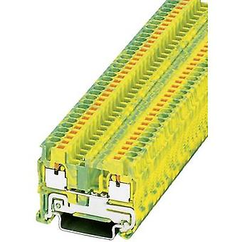 Phoenix Contact PT 2,5-PE 3209536 Tripleport PG terminal numero di pin: 2 0,14 mm ² 2,5 mm ²-verde 1/PC