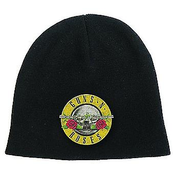 Guns N Roses (Black) Woven Beanie Hat - Official Product