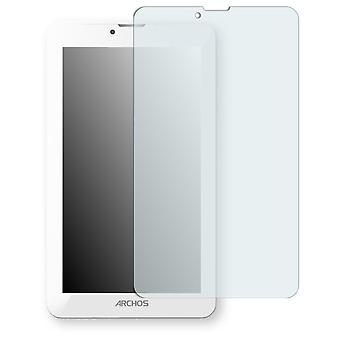 Archos 70B Xenon screen protector - Golebo crystal clear protection film