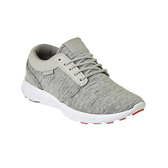 Supra Grey-White Hammer Run Womens Shoe