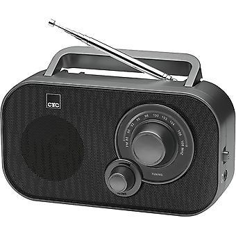 CTC Radio Transistor portable bis TR-7009