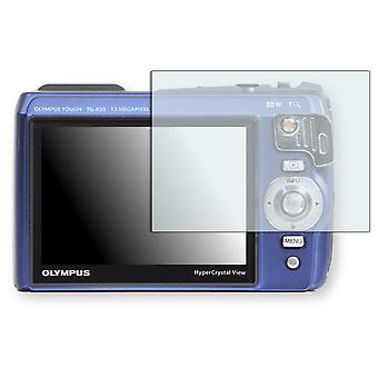 Olympus TG-820 display protector - Golebo crystal clear protection film