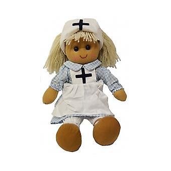 Powell Craft Nurse Rag Doll