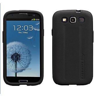 Case-Mate Tough Case for Samsung Galaxy S III (Black/Black)