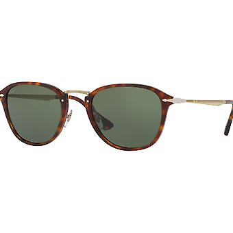 Persol 3165S wide scale grey green