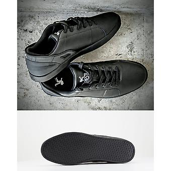 Triesti Designer Leather Sneakers -One  colour