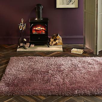 Extravagantie Lilac rechthoek tapijten Plain/bijna gewoon tapijten