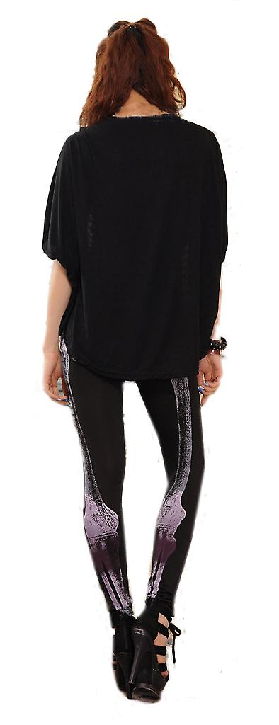 Waooh - Fashion - leggings human skeleton pattern