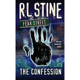 Das Geständnis von R. L. Stine - 9781416916901 Buch
