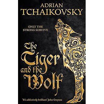 Tigeren og ulven af Adrian Tchaikovsky - 9781447234579 bog
