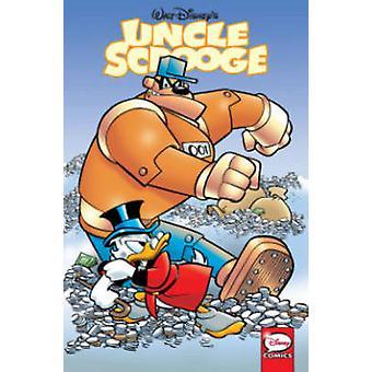 Uncle Scrooge - volym 1 - tidlösa sagor av Tony Strobl - Al Hubbard