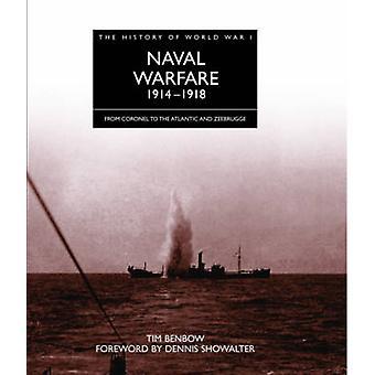 L'histoire de la première guerre mondiale - guerre navale 1914-1918 - de Coronel t