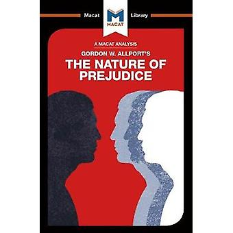 The Nature of Prejudice by Alexander O'Connor - 9781912127627 Book