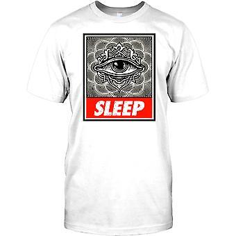 Gehoorzamen aan de Illuminati - slaap - Cool samenzwering Kids T Shirt