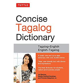 Tuttle Concise Tagalog Dictionary - Tagalog-English English-Tagalog by