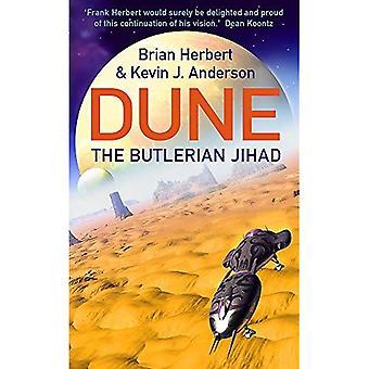 Le Jihad Butlérien: Légendes de Dune