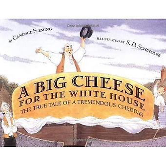 Un grande formaggio per la casa bianca: la vera storia di un tremendo Cheddar