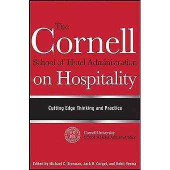 W szkole Cornella Hotel administracji na gościnność: nowatorskich myśli i praktyki