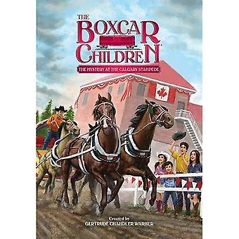 The Mystery at the Calgary Stampede (Boxcar Children Mysteries)