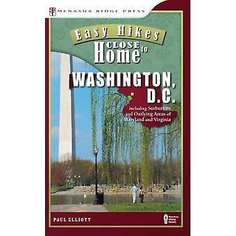 Easy Hikes Close to Home: Washington DC
