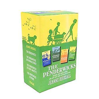 The Penderwicks Paperback 4-Book Boxed Set