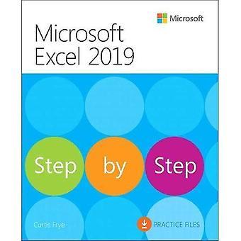 Microsoft Excel 2019 Step by Step
