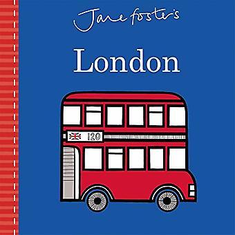 Jane Foster's Londen