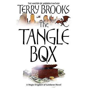 La boîte de Tangle (Royaume magique de Landover 4)